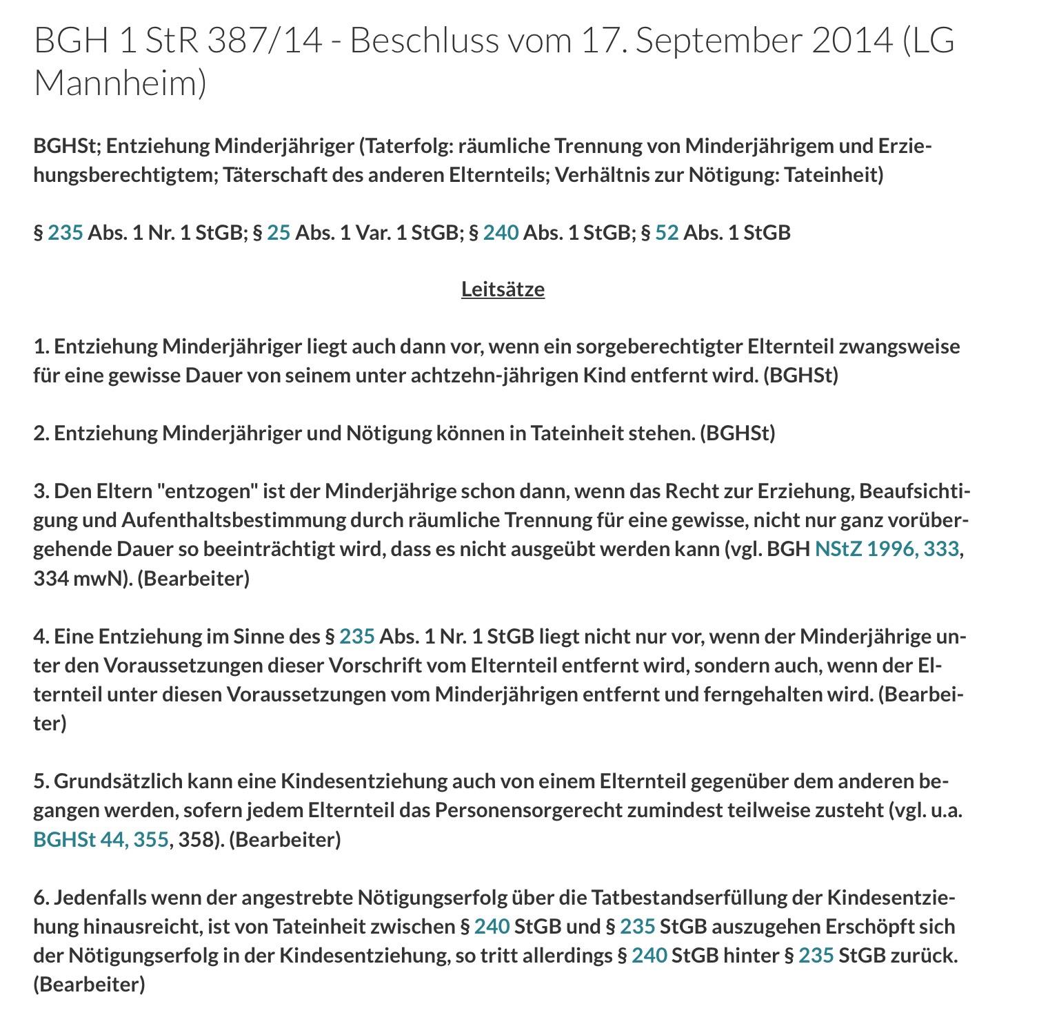 VATERTAG und KINDESENTFÜHRUNG! Bayerische Justiz deckt Juristin, die ...